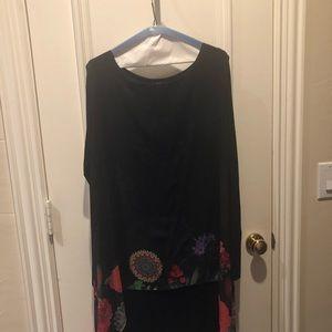 Really cute layered Desigual dress